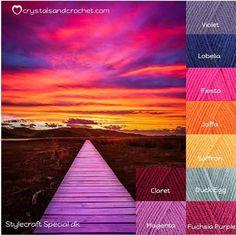 Yarn Color Combinations, Color Schemes Colour Palettes, Beautiful Color Combinations, Color Trends, Beach Paint Colors, Colours That Go Together, Color Me Mine, Color Palate, Color Pencil Art