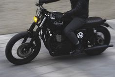 Untitled Motorcycles T100 30