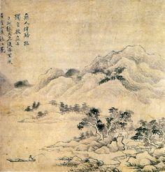 traditional korean painting | kjgwow blog: Korean traditional painting - Jang Seung Up(1843)