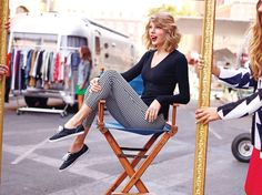 Taylor for Keds. Bravehearts.