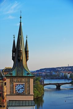 Praha, Prague... we went here about a month ago and its beautiful!
