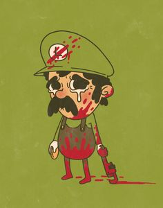 The Brother by Mike Mitchell