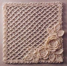 8 Bellísimos Motivos tejidos a Crochet que te encantarán!