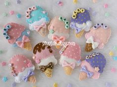 Fairy Kei Accessories