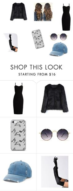 """I'm classey grill"" by bishop-i ❤ liked on Polyvore featuring MaxMara, Chicwish, Music Notes, Spitfire and Mudd"
