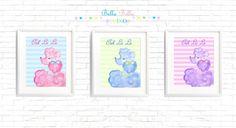 Set of 3 Printable Poodle Prints by BellaBellaStudios on Etsy