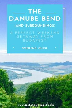 A Stunning Weekend Getaway from Budapest - Zebegény & the Danube Bend (Dunakanyar) Weekend Trips, Weekend Getaways, Day Trip, Eastern Europe, Hungary, Budapest, Perfect Place, Countryside, Travel Inspiration