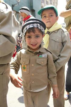 Sweet face from Palestine