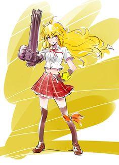 Yang and her bastios hnd