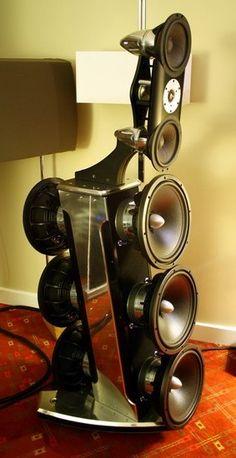 Kiron Audio Gaia - baffle-less More at http://kyronaudio.com.au/#!home_layout_1.html