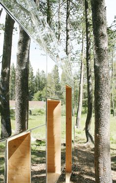 The Invisible Barn That Mirrors The Californian Landscape | iGNANT.de