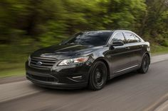 With 550 horsepower and 600 lb-ft of torque, Curtis Haley's 2011 Ford Taurus SHO might be the ultimate sleeper … Taurus Car, Ford Taurus Sho, Ford Sho, Automotive Solutions, Ford Flex, Ford Classic Cars, Police Cars, Old Cars, Dream Cars