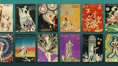 O Rio dos anos 20 através das ilustrações de J. Carlos