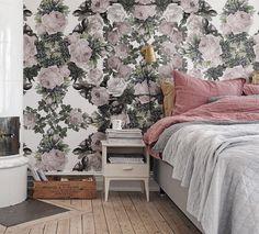 Die 95 besten Bilder von Tapeten für\'s Schlafzimmer ...