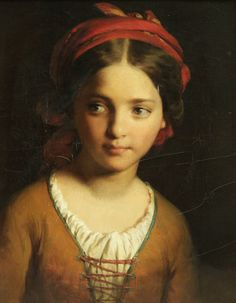 Friedrich von Amerling, 14 April 1803 – 14 January 1887