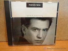 MANOLO TENA. SANGRE ESPAÑOLA. CD / EPIC - 1992. 10 TEMAS. BUENA CALIDAD.