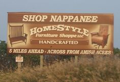 Find Amish furniture in Indiana.  Dozens of businesses listed in this directory.