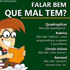 Dicas de Português!!