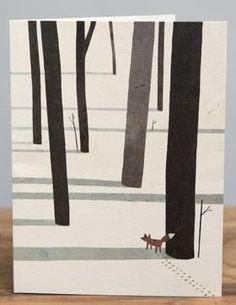Snow Fox #ArtsandCraftsProjects