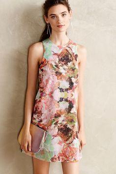 Florascope Dress - anthropologie.com