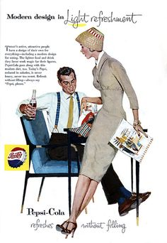 1957 ... Pepsi by x-ray delta one