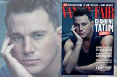Channing Tatum Dances in the Rain for Vanity Fair's August issue! See the Magic Mike XXL star at vf.com!