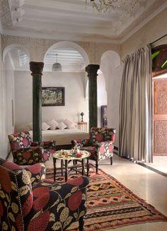 Suite at La Sultana Marrakech