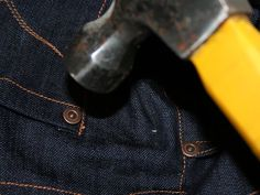 Fehr Trade: How to use jeans rivets