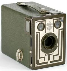 Named after Brownies, from Brownie Camera museum exhibit:  Six-20 Boy Scout Brownie MANUFACTURER: Eastman Kodak Company PLACE MANUFACTURED: US, NY, Rochester  INTRODUCTION DATE: January 1933
