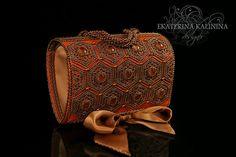 a small evening bags by Ekaterina Kalinina