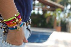 Pulseras- Braceletes A la venta en http://www.facebook.com/damarysavilaccesorios
