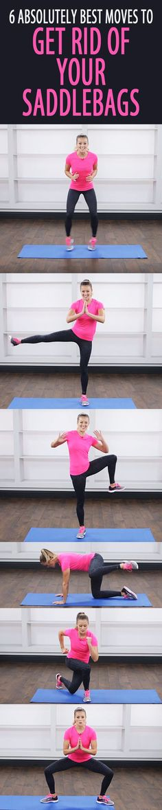.Press play and get ready to say adios to your saddlebags! #saddlebags #thighworkout #buttworkout