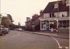 Meanvale Redhill x bakery and butchers x My Roots, Surrey, Bakery, England, Street View, Memories, Times, Memoirs, Souvenirs