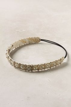 Anthropologie Headband. [$32]