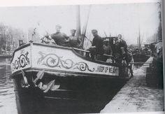 Uit: A.R. Koppejan, 2008: De Blikken Motor/De laatste beurtschippers van Zeeland, p. 184