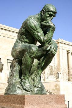 Rodin:The Thinker  