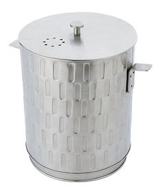 This Kitchen Compost Pail is perfect! #zulilyfinds