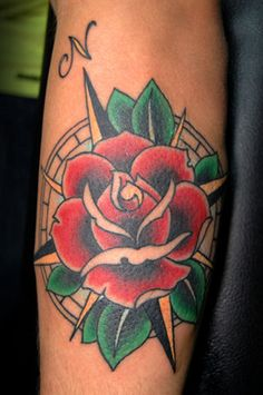 Old-school-tattoos-compasses-2