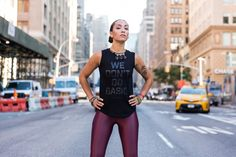 Robin Arzon's 7 tips for committing to your workout - C A D E N C E Fly Gear, Gear 2, Robin Arzon, Peloton Bike, Tennis Online, Running For Beginners, Train Your Mind, Tennis Clothes, Learning To Be