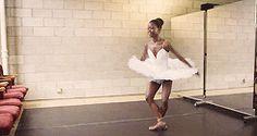 "tiaraloveskandlupita: "" Michaela DePrince ↪ Taking Flight Book Trailer (x) ""LOVELY Dance Photos, Dance Pictures, Michaela, Ballet Photography, Ballet Beautiful, Ballet Costumes, Dance Art, Dance Moves, Just Dance"