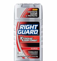 Right Guard Xtreme Odor Combat Deodorants Just $1.25/Each At Walgreens With Printable Coupon!