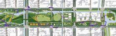Jiading Central Park by SASAKI « Landscape Architecture Works | Landezine