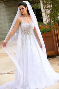 اشيك فساتين زفاف للمصمم الشهير روني ريشا Rony Richa 2011