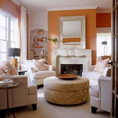 South Shore Decorating Blog: Pastels: Pink, Purple, and Tangerine for Spring