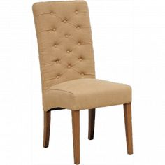 Soho Tan Side Chair