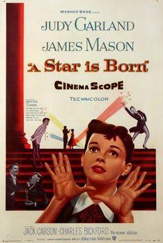 Judy Garland & James Mason - A Star Is Born.