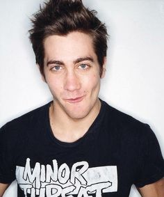 Jake Gyllenhaal... his movie, love and other drugs, love it!