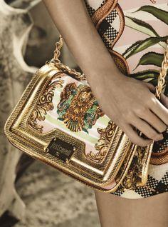 Ufffff bag be mineeeeee  Just Cavalli SS 2014 collection