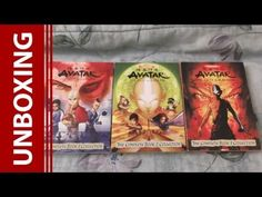 [Anime Unboxing] Avatar The Last Airbender Complete Collection