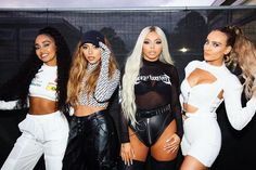 Find images and videos about little mix, perrie edwards and jesy nelson on We Heart It - the app to get lost in what you love. Jesy Nelson, Perrie Edwards, First Girl, My Girl, Cool Girl, Little Mix Poster, Little Mix Outfits, Litte Mix, How To Have Twins